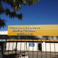 Photo taken at Terminal de Buses María Teresa by Fernando V. on 12/5/2012