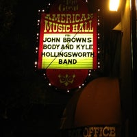 Photo taken at Great American Music Hall by Jordan B. on 10/20/2012