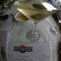 Photo taken at Timpano Italian Chop House by Chris V. on 1/19/2013