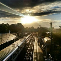 Photo taken at Royston Railway Station (RYS) by Lisa P. on 5/9/2016