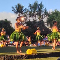 Photo taken at Old Lahaina Luau by Ian C. on 7/29/2013