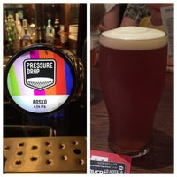 Photo taken at The Walnut Tree (Wetherspoon) by Brett D. on 9/4/2016