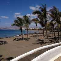Photo taken at Avda De Las Playas by Jez L. on 6/9/2013