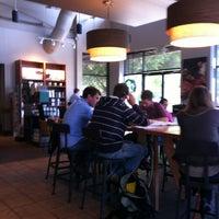 Photo taken at Starbucks by Derek S. on 3/28/2013