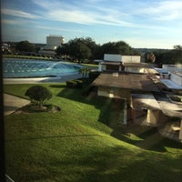 Photo taken at Florida Southern College by Emilie A. on 1/25/2016