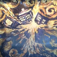 Photo taken at The Pandorica (Cup and Saucer Tea Room) by Reb C. on 10/13/2014