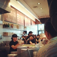 Photo taken at Chipotle Mexican Grill by Anthony S. on 6/14/2013