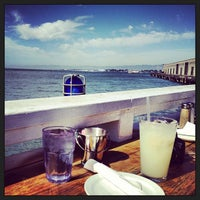 Photo taken at Pier 23 Cafe by Jonathan L. on 6/14/2013