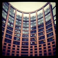 Photo taken at European Parliament by Marc G. on 10/28/2012