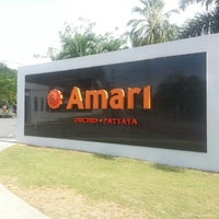 Photo taken at Amari Ocean Pattaya by Vlad Y. on 5/17/2013