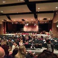 Photo taken at Northeast Middle School by Cheryl B. on 12/11/2013