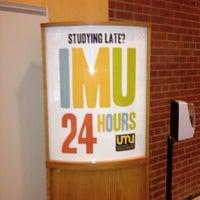 Photo taken at Iowa Memorial Union by Marketing W. on 8/22/2013