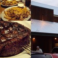 Photo taken at Texas Roadhouse by Jamie S. on 12/9/2014
