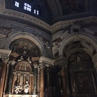 Photo taken at Real Chiesa di San Lorenzo by Valeria R. on 11/10/2015