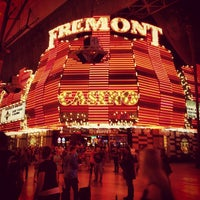Photo taken at Fremont Hotel & Casino by Garretto L. on 4/3/2013