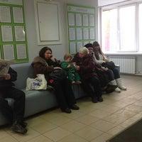 Photo taken at МФЦ Фрунзенского района, сектор 5 by Глеб В. on 3/19/2013