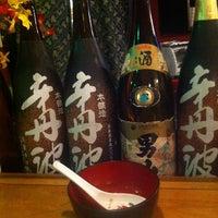 Photo taken at Ginza Japanese Steak House by Nikita W. on 2/15/2013