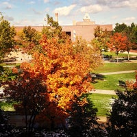 Photo taken at Metropolitan State University of Denver by Jakob S. on 10/18/2013