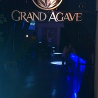 Photo taken at Grand Agave Night Club by Jen G. on 11/24/2012