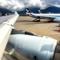 Photo taken at Terminal 2 by Marco T. on 6/13/2015