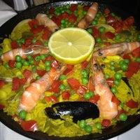 Photo taken at Restaurante Costa Brava by Lindsay on 12/31/2012