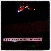 Photo taken at 28o Grupamento Bombeiro Militar by Jessyca R. on 2/24/2014