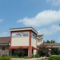 Photo taken at Blue Springs Animal Hospital by Dawn D. on 8/6/2014