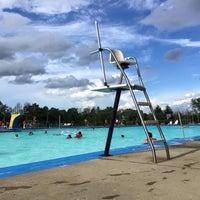 Photo taken at Brookside Pool by Megan M. on 6/15/2015
