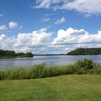 Photo taken at Madden's Resort on Gull Lake by Roxi Z. on 8/11/2013