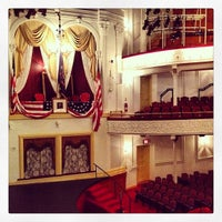 Photo taken at Ford's Theatre by Andrew v. on 7/20/2013