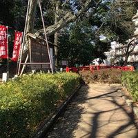 Photo taken at 駒繋神社 by eri@crea え. on 2/5/2014