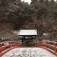 Photo taken at 室生寺 by eri@crea え. on 12/24/2012