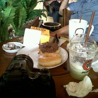 Photo taken at J.Co Donuts & Coffee by Renaldi M. on 3/21/2013