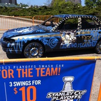 Photo taken at New York Islanders Team Store by Richard K. on 5/5/2013