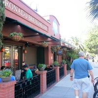 Photo taken at Coronado Brewing Company by Laurie J. W. on 9/16/2012
