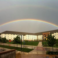 Photo taken at UM-Flint First Street Residence Hall by Eric H. on 2/7/2013
