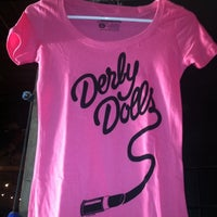 Photo taken at Doll Factory (L.A. Derby Dolls) by Else D. on 5/19/2013