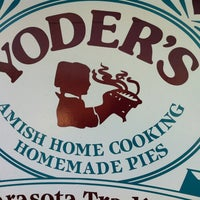 Photo taken at Yoder's Restaurant by Bill D. on 1/23/2013