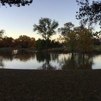 Photo taken at Liberty Park by Martijn v. on 11/8/2015