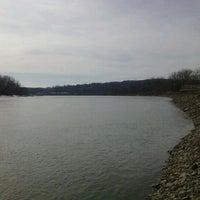 Photo taken at N P Dodge Park Marina by Lindsay L. on 2/17/2013
