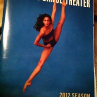Photo taken at New York City Center by Elestine S. on 12/20/2012