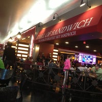 Photo taken at Earl of Sandwich by Librado T. on 3/26/2013