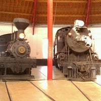Photo taken at B & O Railroad Museum by Denise D. on 10/23/2012