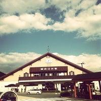 Photo taken at Tobu-nikko Station (TN25) by Zacky M. on 10/27/2012