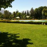Photo taken at Club de Campo Colegio Médico by Joaquin M. on 11/25/2012