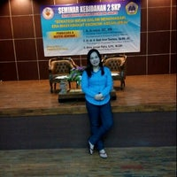 Photo taken at Gedung BKKBN Pusat by Irma L. on 1/23/2016