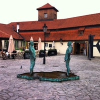 Photo taken at Franz Kafka Museum by Evgeny S. on 4/17/2013