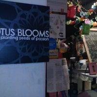 Photo taken at Lotus Blooms by J. Aron H. on 8/30/2013