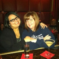 Photo taken at Bistango Martini Lounge by Jamie L. on 1/23/2013