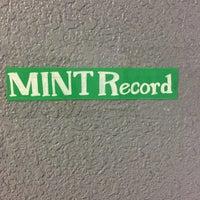 Photo taken at MINT Record by Takeda K. on 2/29/2016